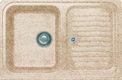 Мойка кухонная GranFest GF-S780L (песок)