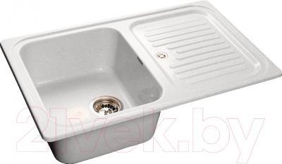 Мойка кухонная GranFest Standart GF-S780L (серый)