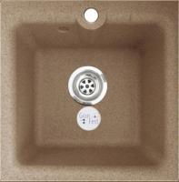 Мойка кухонная GranFest GF-P420 (песок) -