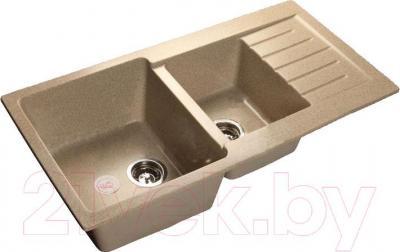 Мойка кухонная GranFest GF-P980KL (песок)