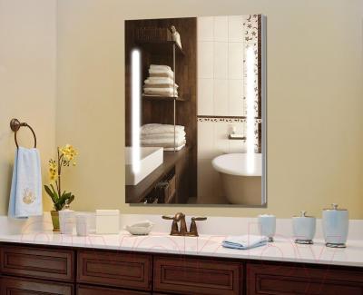 Зеркало интерьерное Dubiel Vitrum Campo 60x80 (5905241002071) - в интерьере