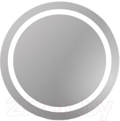 Зеркало интерьерное Dubiel Vitrum Triton 67x67 (5905241002897)