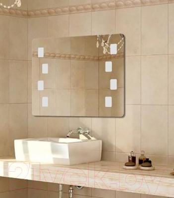 Зеркало интерьерное Dubiel Vitrum Midas 85x65 (5905241002354) - в интерьере