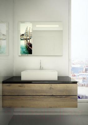 Зеркало интерьерное Dubiel Vitrum Vision Venezia 80x60 (5905241002873) - в интерьере