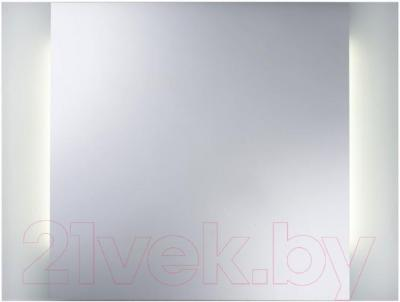 Зеркало интерьерное Dubiel Vitrum Selene II 80x60 (5905241905365)