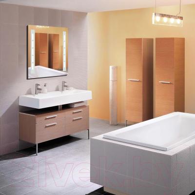 Зеркало интерьерное Dubiel Vitrum Piano 50x60 (5905241000428) - в интерьере