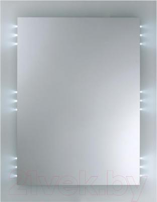 Зеркало интерьерное Dubiel Vitrum Victor II NB 60x77 (5905241000329)