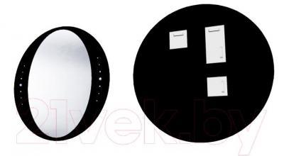 Зеркало интерьерное Dubiel Vitrum Idea C 60x60 (5905241000954) - оборачиваемое