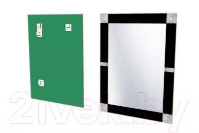 Зеркало интерьерное Dubiel Vitrum Opus C 60x80 (5905241000978) - оборачиваемое