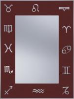Зеркало интерьерное Dubiel Vitrum N8B 45x60 (5905241000138) -