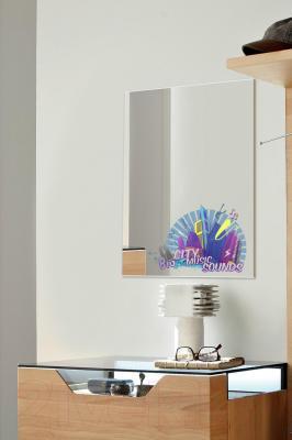 Зеркало интерьерное Dubiel Vitrum City 50x70 (5905241002125) - в интерьере