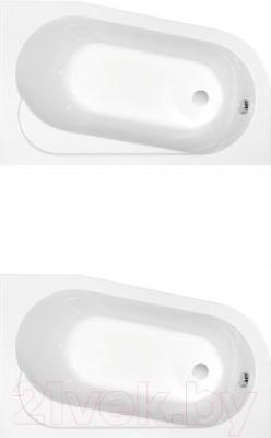Экран для ванны Cersanit Joanna 160 / S401-094 - ванна в комплект не входит