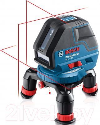 Нивелир Bosch GLL 3-50 (0.601.063.800)