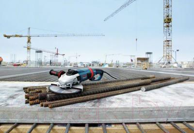 Профессиональная болгарка Bosch GWS 24-230 LVI Professional (0.601.893.F04)