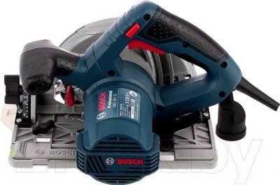 Профессиональная дисковая пила Bosch GKS 55+ G Professional (0.601.682.001)