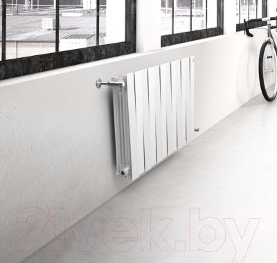 Радиатор биметаллический Royal Thermo PianoForte 500 (10 cекций)
