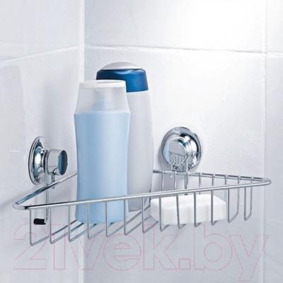 Полка для ванной Tatkraft Swiss 10201-TK - в интерьере