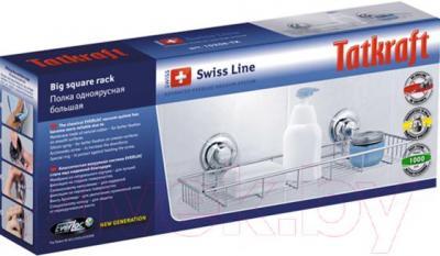 Полка для ванной Tatkraft Swiss 10206-TK