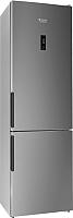 Холодильник с морозильником Hotpoint HF 6200 S -