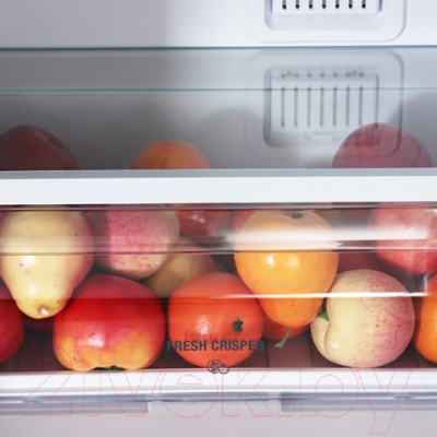 Холодильник с морозильником Hotpoint HF 6180 W