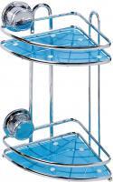 Полка для ванной Tatkraft Vacuum Screw Conrad 10680 -