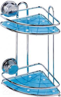 Полка для ванной Tatkraft Vacuum Screw Conrad 10680