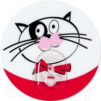 Крючок для ванны Tatkraft Funny Cats 18204