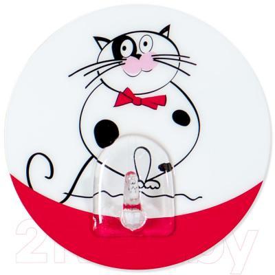 Крючок для ванны Tatkraft Funny Cats Baltasar 18211
