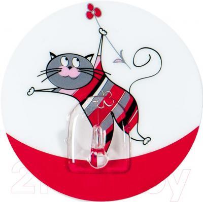 Крючок для ванны Tatkraft Funny Cats Chucho 18235
