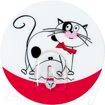 Крючок для ванны Tatkraft Funny Cats Treufeldt 18242