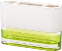 Стакан для зубных щеток Tatkraft Topaz Green 12691 -