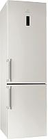 Холодильник с морозильником Indesit DF 6200 W -