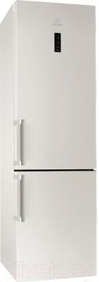 Холодильник с морозильником Indesit DF 6200 W