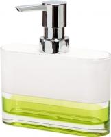 Дозатор жидкого мыла Tatkraft Topaz Green 12707 -