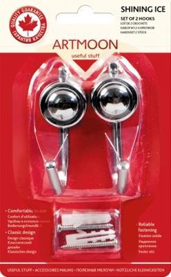 Набор крючков Tatkraft Artmoon Shining Ice 699010 - в комплекте крепеж