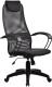 Кресло офисное Metta BP-8PL (черный) -