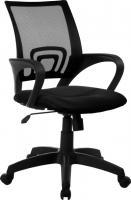 Кресло офисное Metta CS-9PL (черный) -
