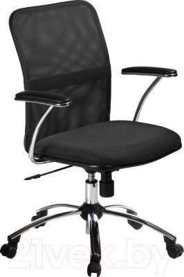Кресло офисное Metta FK-8CH (черный)