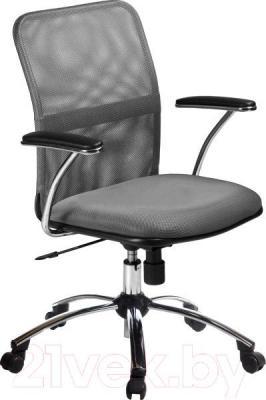 Кресло офисное Metta  FK-8Ch (серый)