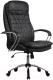 Кресло офисное Metta LK-3CH (черный) -
