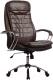 Кресло офисное Metta LK-3CH (коричневый) -