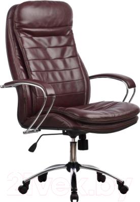 Кресло офисное Metta LK-3CH (бордовый)