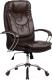 Кресло офисное Metta LK-11CH (коричневый) -