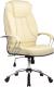 Кресло офисное Metta LK-12CH (бежевый) -