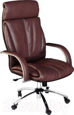 Кресло офисное Metta LK-13CH (бордовый)