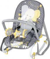 Детский шезлонг Lorelli Top Relax (Silver Elephants) -