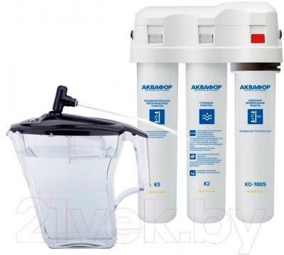 Фильтр питьевой воды Аквафор DWM-31 ОСМО К (исполнение ОСМО-К-100-3-Б-М-Р-Г)