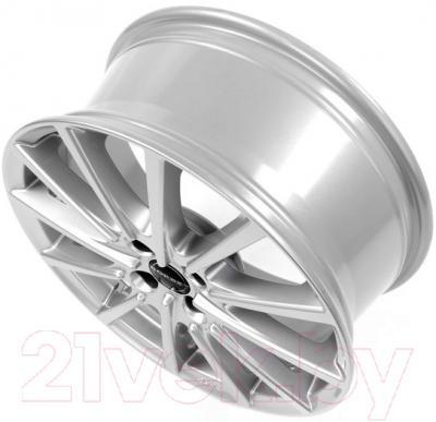 "Литой диск Borbet BL4 16x7"" 4x108мм DIA 72.5мм ET 42мм (Brilliant Silver)"