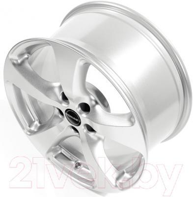 "Литой диск Borbet CC 16x7"" 5x120мм DIA 65.06мм ET 40мм (Crystal Silver)"