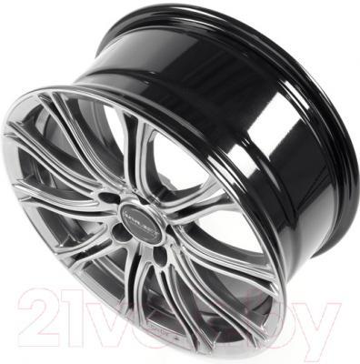"Литой диск Borbet CW1 17x8"" 5x120мм DIA 72.5мм ET 35мм (Hyper Silver)"